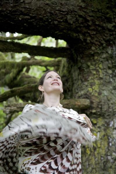 Larisa Noonan - owl medicine