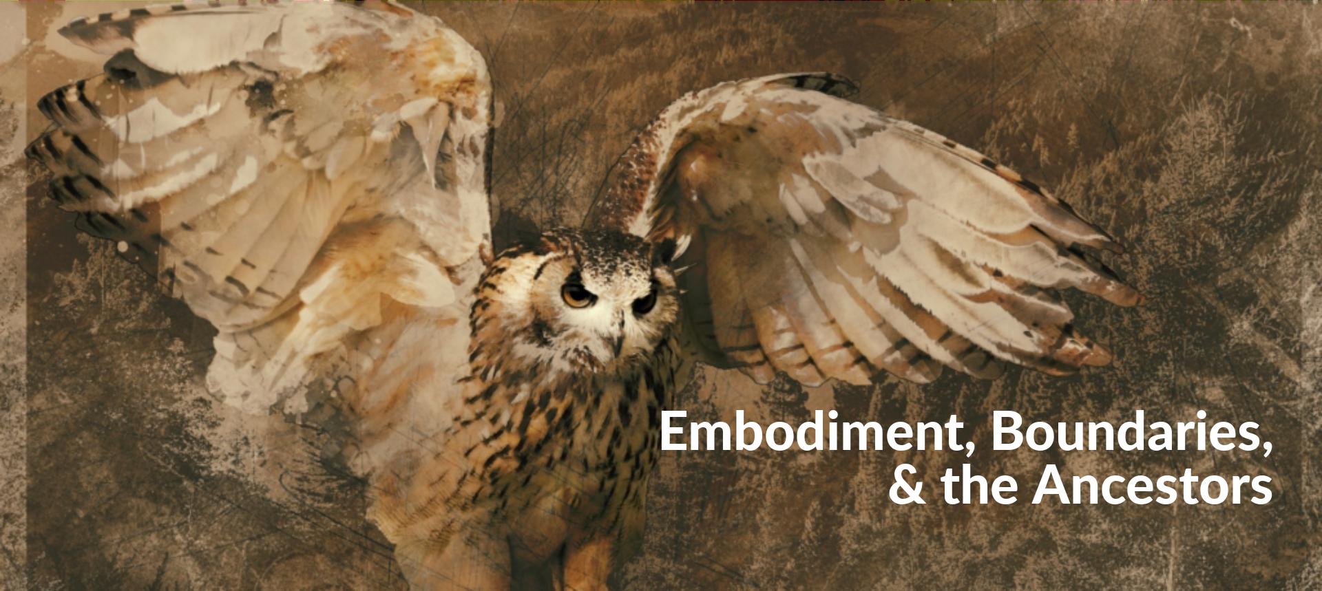 embodiment and boundaries