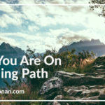Signs You Are On A Healing Path
